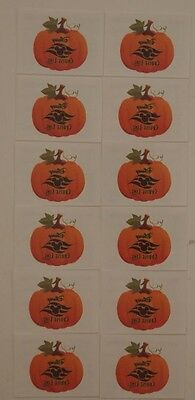 12 Disney Cruise Line Halloween Pumpkin Tattoos Tattoo Temp Ship Boat Party Gift - Disney Halloween Cruise