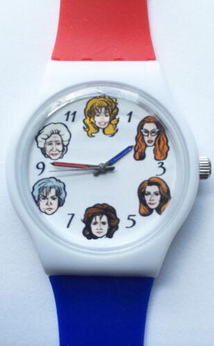 Steel Magnolias watch - Retro 80s designer watch