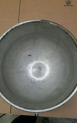 Tin Steal Hobart 12 Qt Bowl For A 20qt Mixer