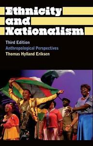 Eriksen-Ethnicity And Nationalism  BOOK NEU