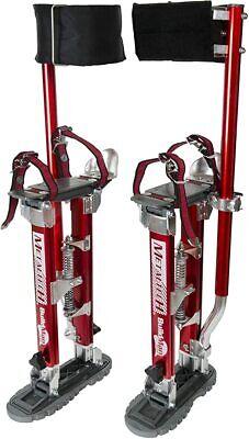 Metaltech 18in.30in. Drywall Stilts Model I-bmds1830