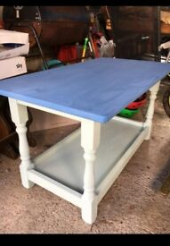 Shabby chic table project