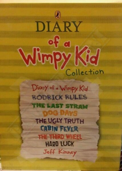 Diary Of A Wimpy Kid Bed Set