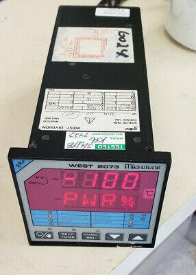Gulton West 2073 Microtune Temp Controller Tested