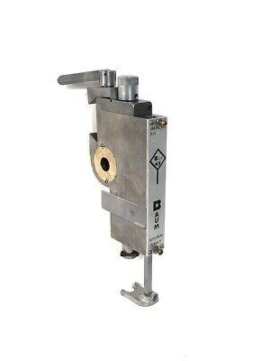 Nygren Dahly Paper Drill Head Baum Challenge Machinery
