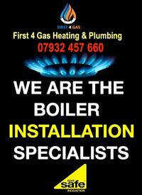 Boiler Supplied & Fitted Heating Engineer