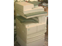 Xerox A3 copier photocopier with auto feed - good working order