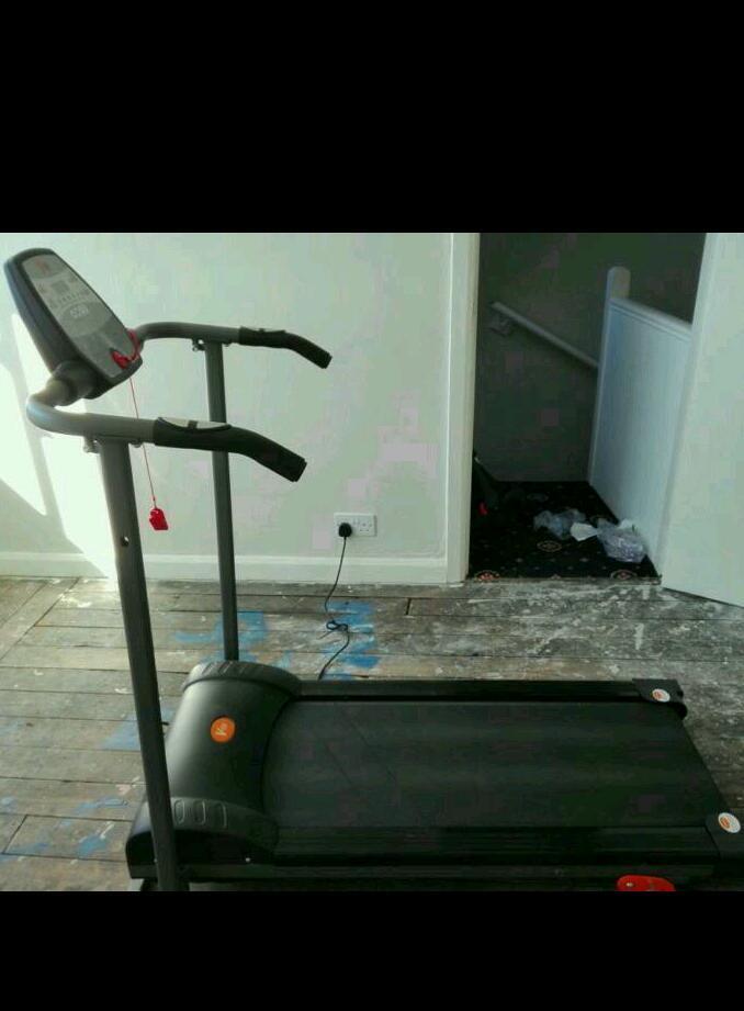 Like new treadmill
