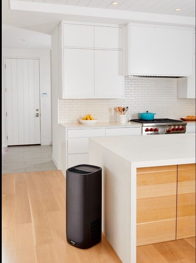 Filtrete by 3M Room Air Purifier Large Room Tower 370sqft Bl