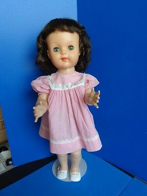 "22"" IDEAL SAUCY WALKER DOLL- POSIE WALKER-  CIRCA 1950s"