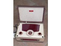 Vidor CN430 My Lady Anne - Vintage 1950's Valve Radio - In Working Condition