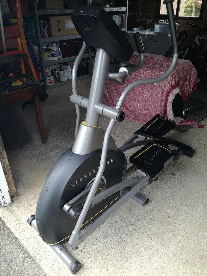 Livestrong Elliptical Cross Trainer - Model LS7.9E - Gym Quality Machine