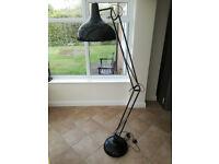 Fully Adjustable Floor Lamp - Great Decorative Item