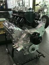Holden Chev LS1 EFI Intake MANIFOLD w/ 2x Quad******4500 Throttle Melbourne CBD Melbourne City Preview