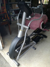 Elliptical Cross Trainer - Livestrong Model LS7.9E - Gym Quality Machine