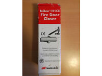 Briton 121 CE Fire Door Closer Size 3 - Unused And Boxed