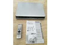 Panasonic DVD Recorder - DMR-ES10 - Complete with Remote and Instruction Manual