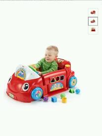 Little tikes activity car