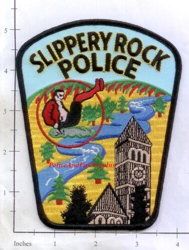 Pennsylvania - Slippery Rock PA Police Dept Patch