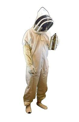 Beekeeping Suit Bee Suit Beekeeper Suit With Gloves -large Size