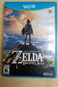 Two Zelda Titles Wii U for sale.