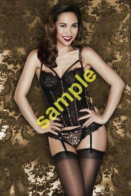 Usado, d.MYLEENE KLASS_Glamour Model & Actress_Foto 10 x 15 cm (#1/mg) 24.12 comprar usado  Enviando para Brazil