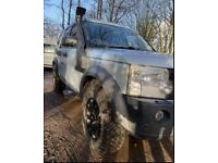 Landrover Discovery 3 off roader