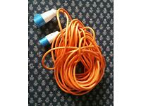25M LONG CARAVAN POWER CABLE