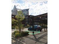 Central Birmingham Secure Parking Space