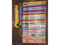 36 Original Goosebumps Books