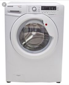 NEW GRADED!!! HOOVER WDXC4751 WASHER DRYER WHITE WITH 12 MONTHS WARRANTY RRP £399