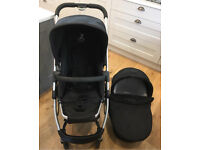 iCandy Cherry pushchair/pram in black. Imaculate conditions!!!