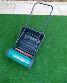 Manual Lawnmower, very good condition