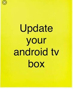 Update android tv box kodi 17.6
