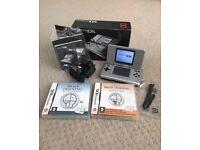 Nintendo DS original + 2 Games