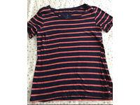 C river island stripe t shirt 10