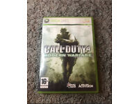 Call of duty 4 (Xbox game)