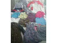 Some designer clothes for 12-14year old and xsmall