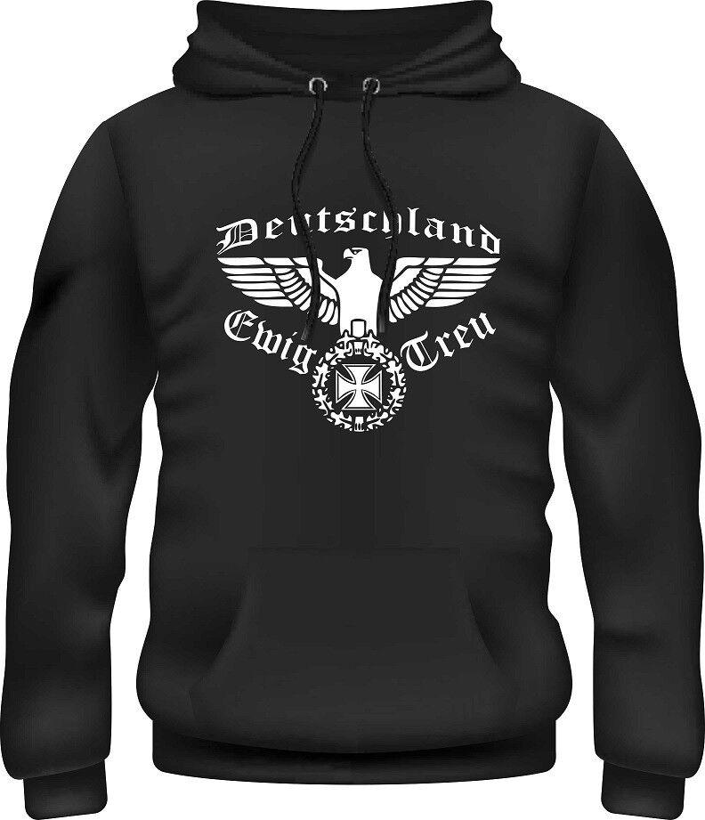 Kapuzensweatshirt,Pullover,Deutschland,Reichsadler,Deutsches Reich,Wehrmacht Top