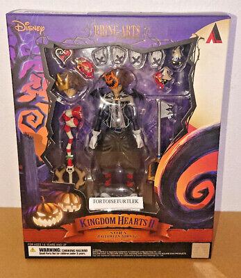 KINGDOM HEARTS II Bring arts Sora Halloween Town ver Action Figure - Halloween Town Ii