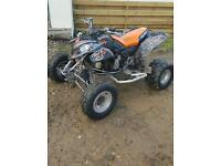 Polaris predator 500 quad