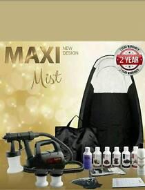 maxi mist professional tanning kit