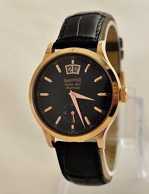 Eberhard & Co Extra Fort Grande Date 40033.1, 18k soild Gold, Men's watch
