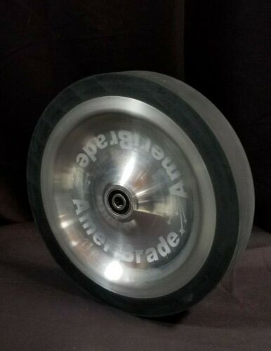 "12"" Contact Wheel, 2x72 knife grinder"
