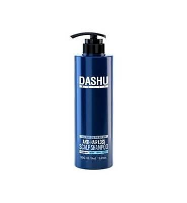 Dashu Anti Hair Loss Scalp Shampoo 500ml/17fl.oz