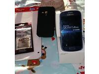 Samsung galaxy s3 mini phone