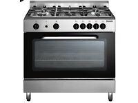 Baumatic BC190.2SS 90 cm Gas Kitchen Range