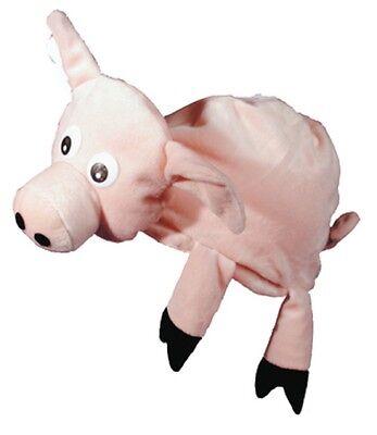 Hut Schwein Mütze Junggesellenabschied Schweinehut für Kostüm Bauer Bauernhof