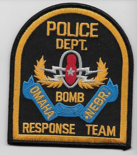 Bomb Squad EOD Omaha Police State  Nebraska NE