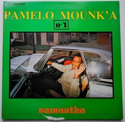LP FR**PAMELO MOUNK'A - SAMANTHA (DISQUES SONICS '82 / GATEFOLD COVER)**29882
